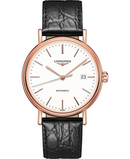 Longines Presence L4.922.1.12.2 Automatic 40mm