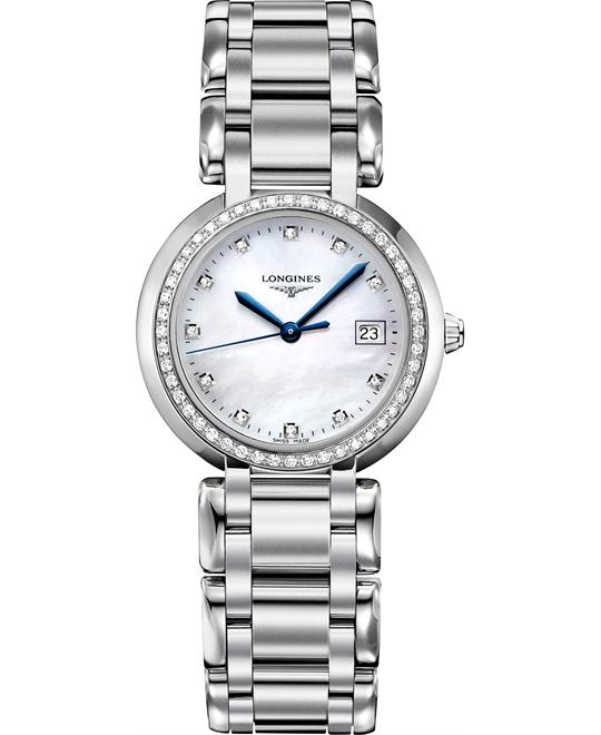 Longines Primaluna L8.112.0.87.6 Watch 30mm