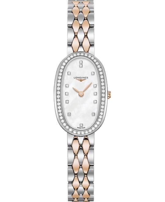 đồng hồ nữ Longines Symphonette L2.305.5.89.7 Watch 18.9x29.4mm