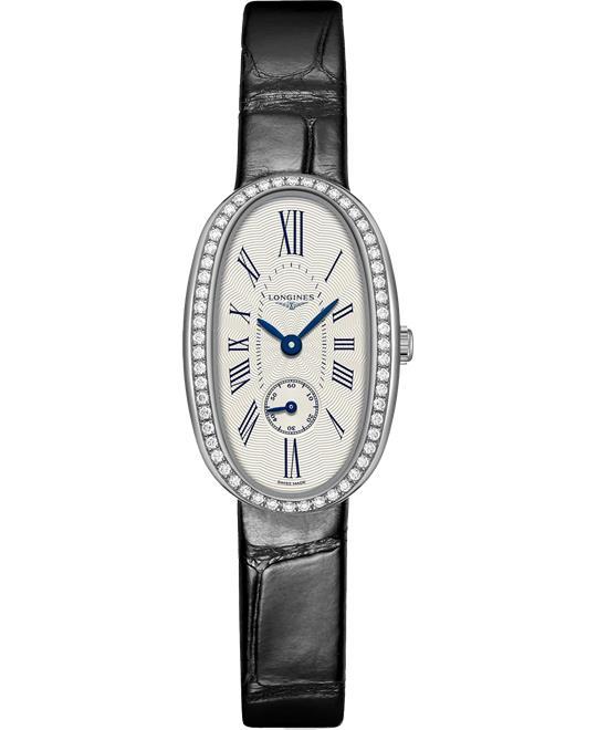 đồng hồ nữ Longines Symphonette L2.306.0.71.0 Diamond 21.9x34mm