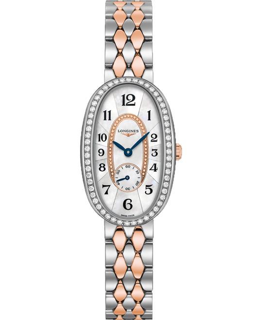 đồng hồ nữ LONGINES Symphonette L2.306.5.88.7 Watch 21.9X34mm