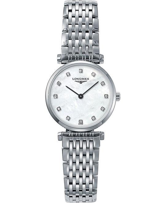 đồng hồ nữ LONGINES La Grande L4.209.4.87.6 Classique Watch 24mm