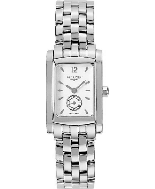 LONGINES L5.155.4.16.6 DolceVita Watch 24.5 x 19.8mm