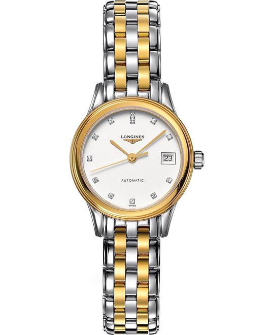 LONGINES Flagship L4.274.3.27.7 Watch 26mm