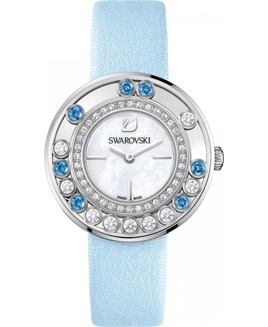 Lovely Crystals Ice Blue Watch 35mm