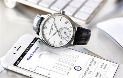 ĐỒNG HỒ FREDERIQUE CONSTANT HOROLOGICAL SMARTWATCH