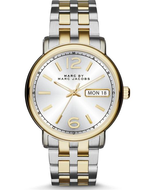 MARC BY MARC JACOBS Fergus Two-tone Watch 38mm