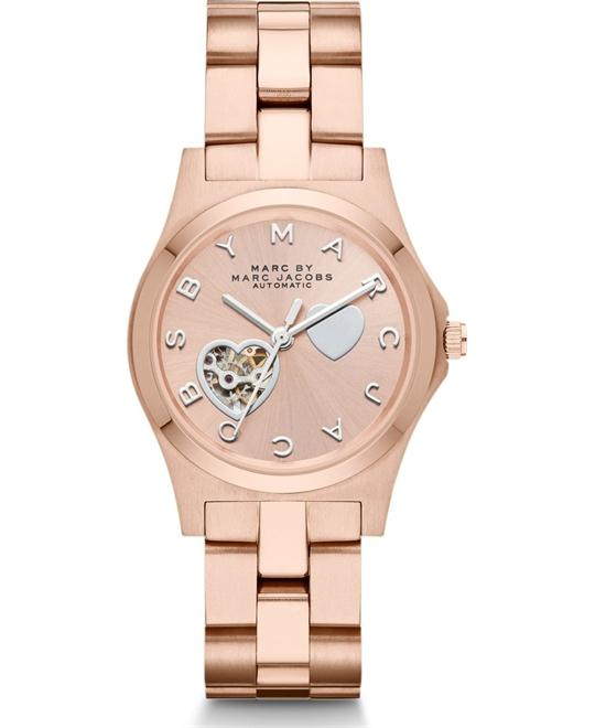 Marc by Marc Jacobs Henry Automatic Dove Watch 32mm