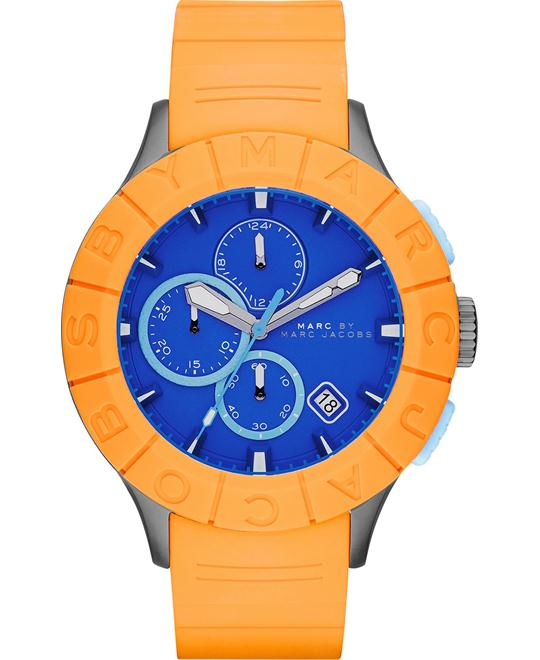 Marc by Marc Jacobs Buzz Track Herren Watch 44mm