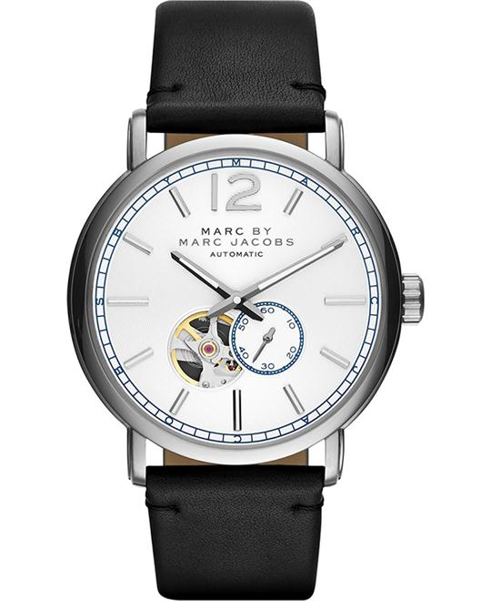 Marc by Marc Jacobs Men's Fergus Leather Watch 42mm