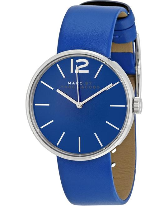 Marc by Marc Jacobs Peggy Women's Blue Watch 36mm
