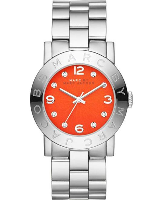 Marc By Marc Jacobs Red Dial Ladies Watch 36mm