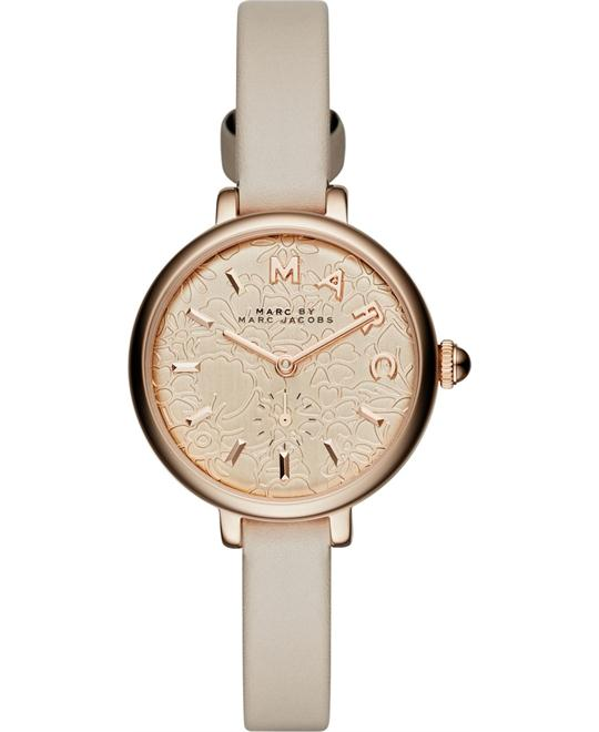 MARC BY MARC JACOBS Sally Light Gray watch 28mm