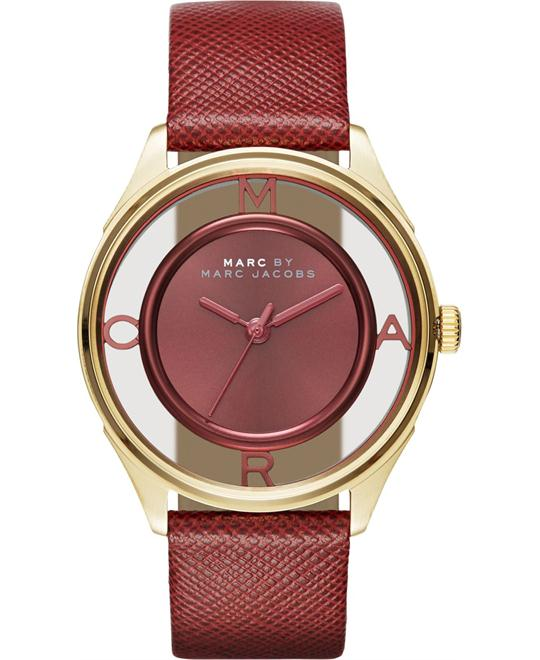 Marc by Marc Jacobs Tether Purple Women's Watch 36mm