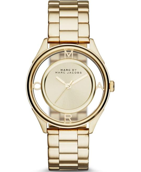 Marc by Marc Jacobs Tether Gold-tone Watch 36mm
