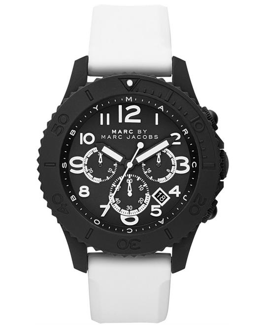 Marc by Marc Jacobs The Rock Chronograph watch 46mm
