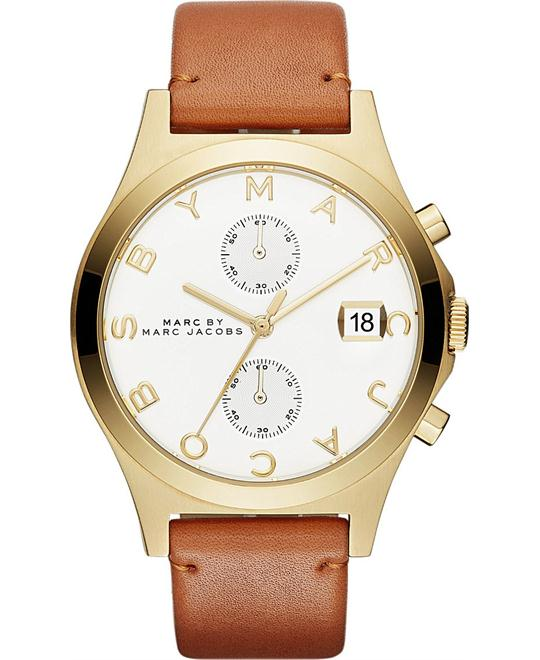 MARC JACOBS The Slim Chronograph Watch 38mm