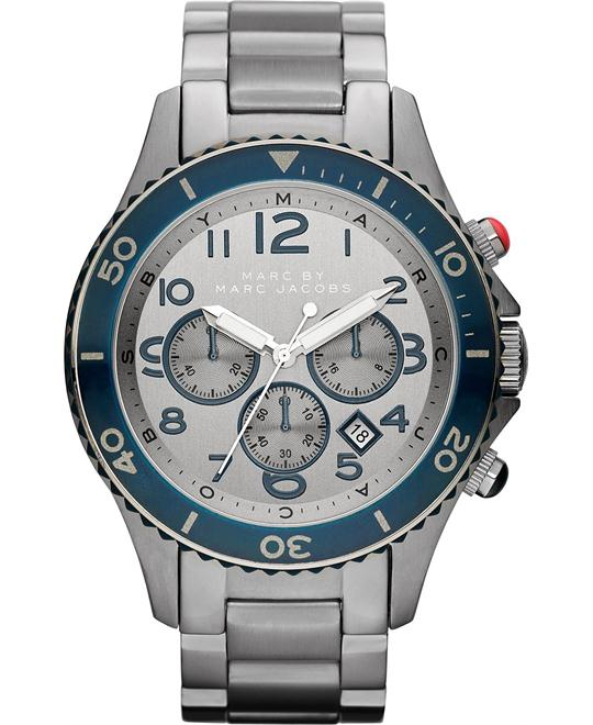 Marc by Marc Jacobs Rock Chrono Watch 46mm