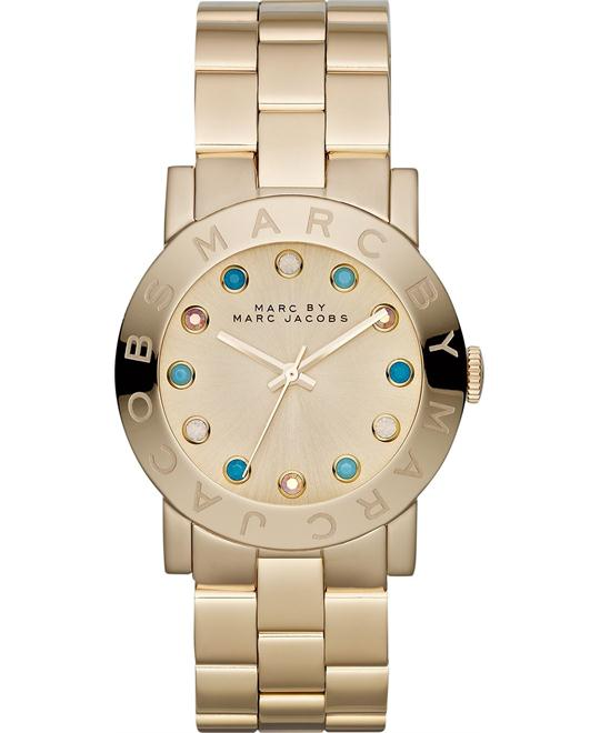 Marc by Marc Jacobs Amy Dexter Gold Tone Watch Women's 37mm