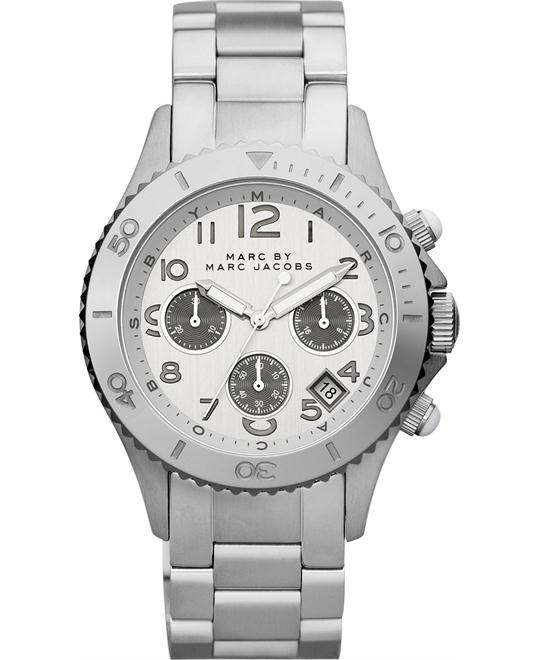 Marc by Marc Jacobs  ROCK Chronograph Watch 40mm