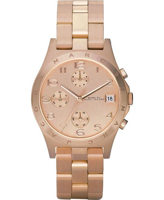 Marc by Marc Jacobs Henry Chronograph Watch 37mm