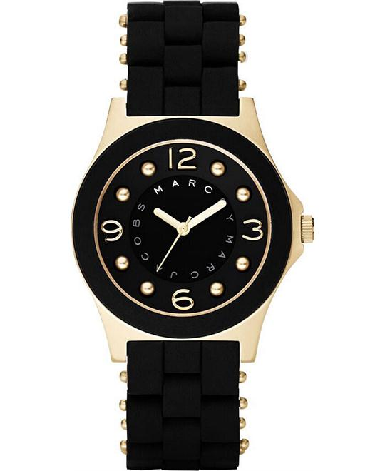 Marc by Marc Jacobs Pelly Silicone Wrapped Watch 36mm