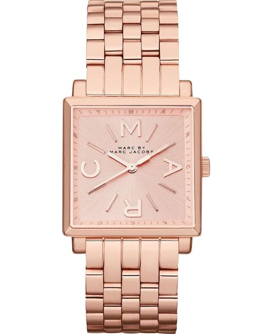 Marc Jacobs TRUMAN ROSE GOLD Watch 30mm
