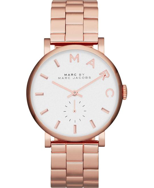 Marc by Marc Jacobs Baker Rose Watch 36mm