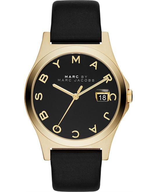 Marc Jacobs Women's Henry Slim Watch 36mm