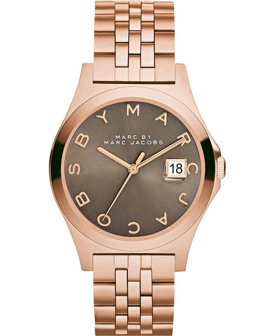 Marc by Marc Jacobs The Slim Brown Dial Watch 36mm