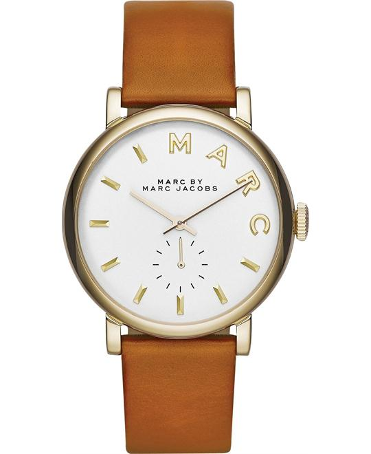 Marc by Marc Jacobs  'Baker' Tan Watch 36mm