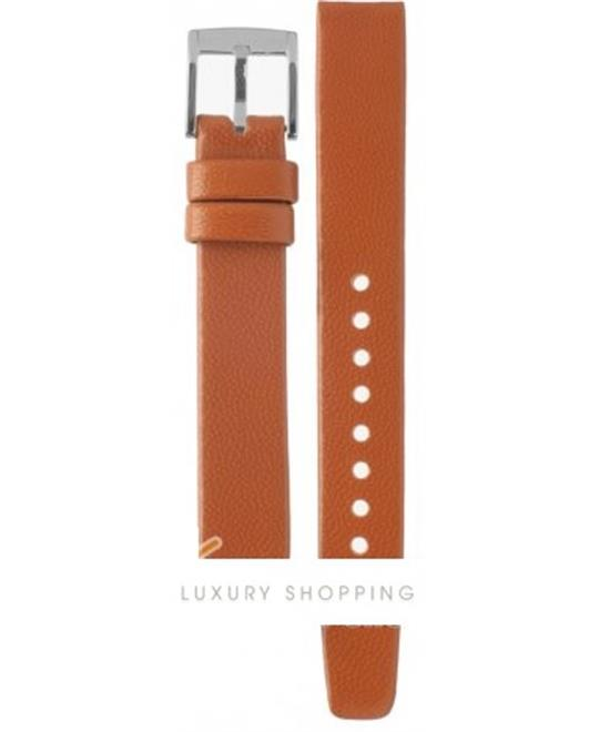 Marc Jacobs Baker Small Brown Leather Strap 14mm