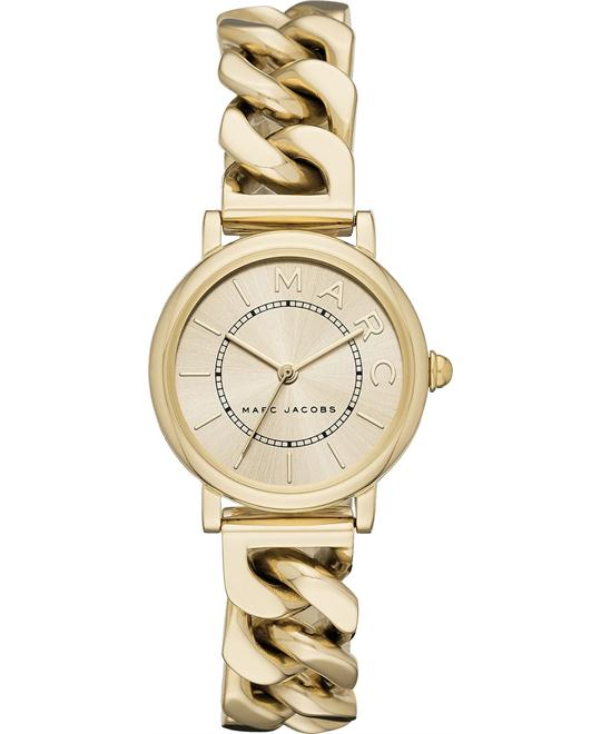 Marc Jacobs Classic Gold-Tone Watch 28mm