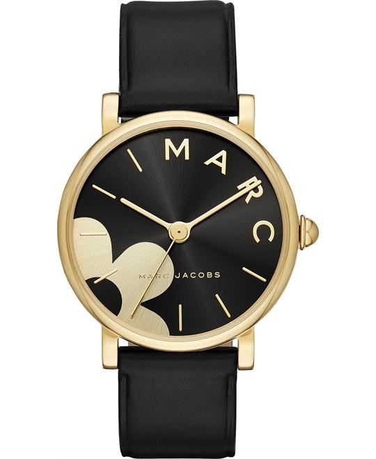 Marc Jacobs Classic Gold-Tone Watch 36mm