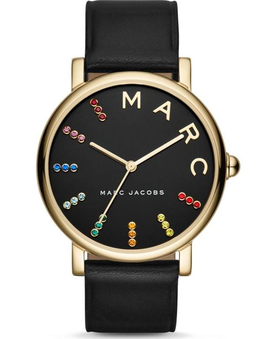 Marc Jacobs Classic Gold Watch 36mm