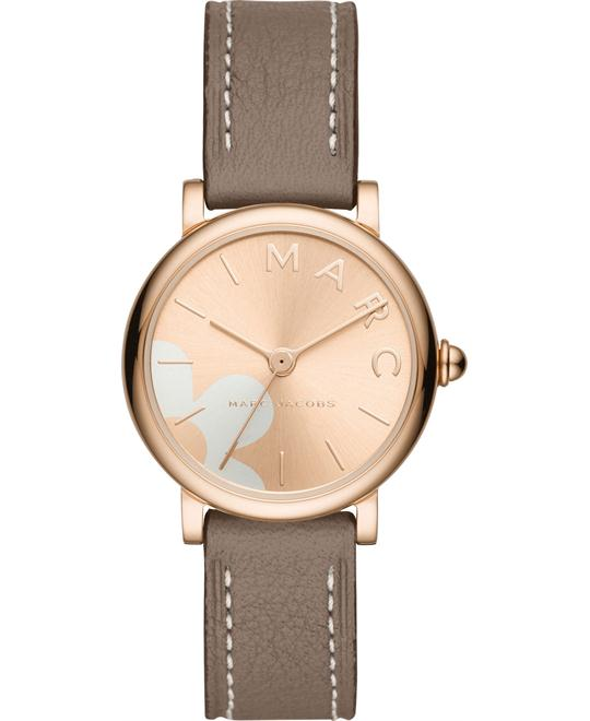 Marc Jacobs Classic Gray Watch 28mm