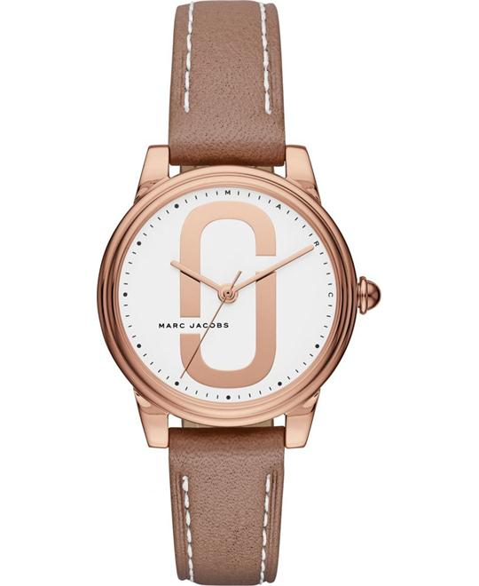Marc Jacobs Corie Rose Gold Watch 36mm