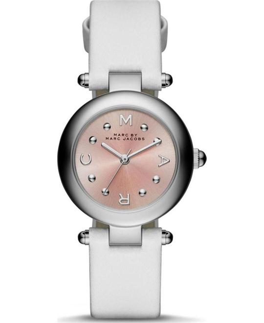 Marc Jacobs Dotty White Women's Watch 26mm
