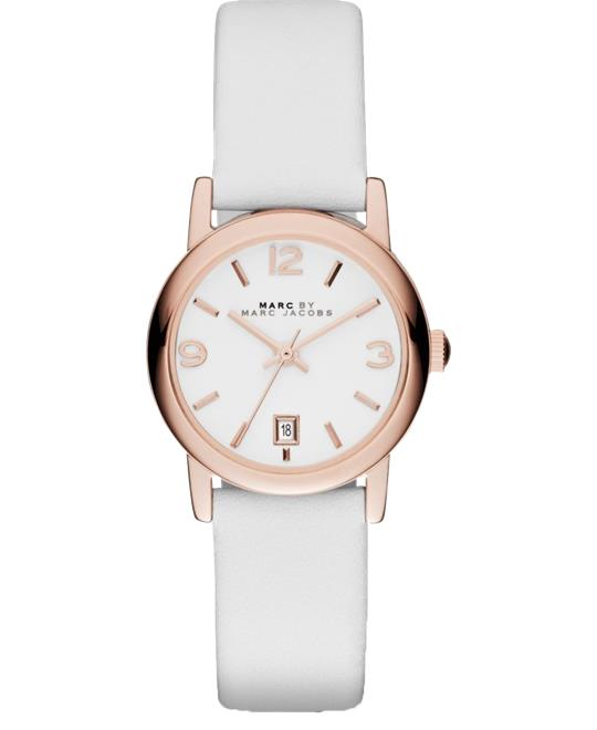 Marc Jacobs Farrow White Watch 26mm