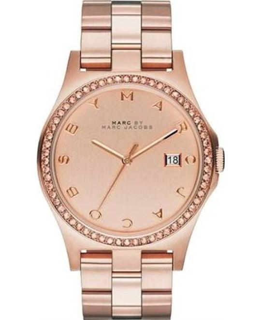 Marc Jacobs HENRY All Rose Tone Watch 40mm
