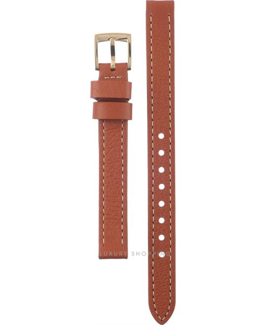 Marc Jacobs Henry Brown Leather Strap 10mm