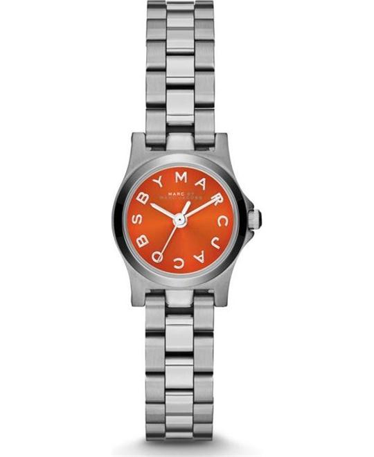 Marc Jacobs Henry Orange Diall 21mm Watch