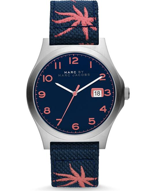 Marc Jacobs Jimmy Blue Dial Men's Watch 42mm