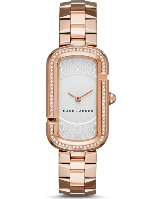 Marc Jacobs The Jacobs Rose Gold Watch 20x39mm