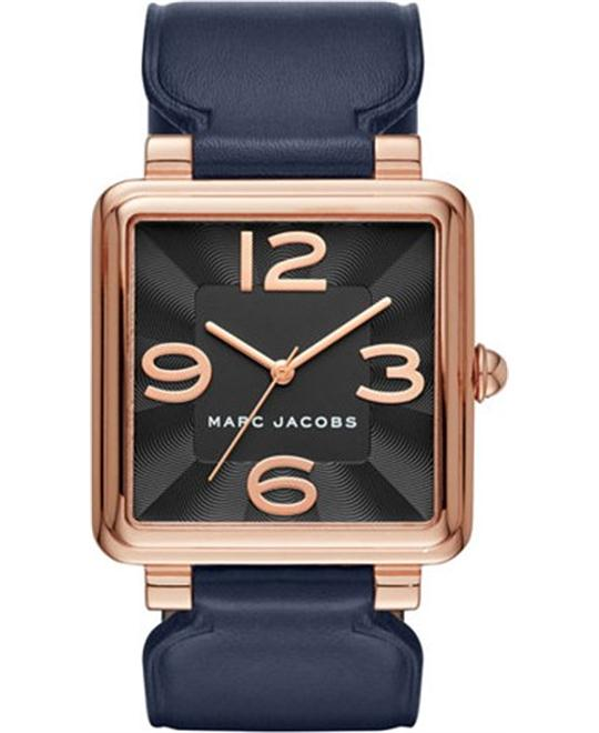 Marc Jacobs Vic Navy Women's Watch 34mm