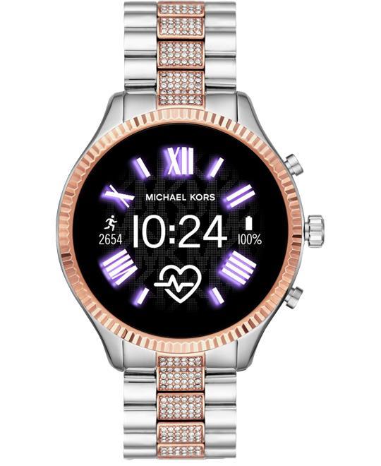 đồng hồ nữ Michael Kors Access Lexington 2 Smartwatch 44mm