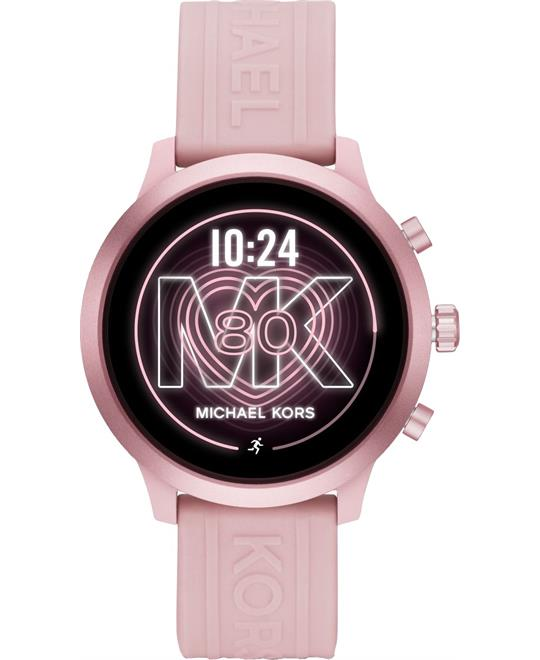 Michael Kors Access MKGO Pink Smartwatch 43mm