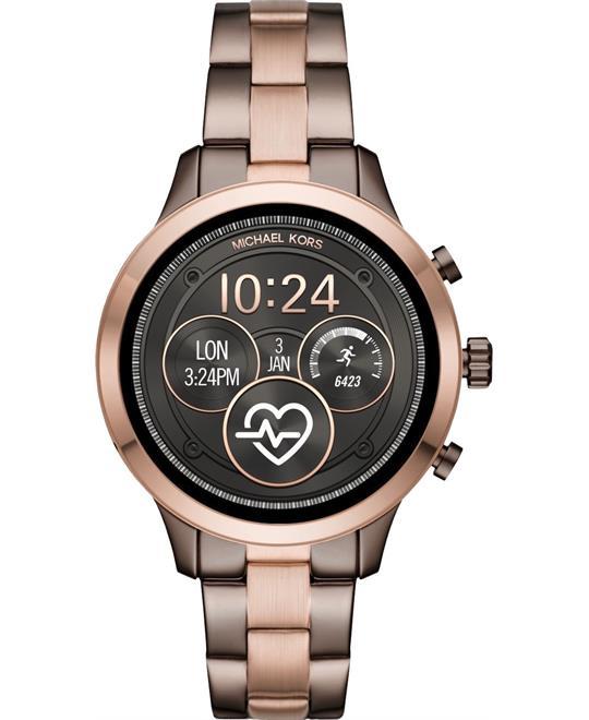 đồng hồ nữ Michael Kors Runway Access Heart Smartwatch 41mm