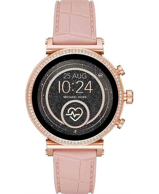 Michael Kors Access Sofie Heart Rate Smartwatch 41mm