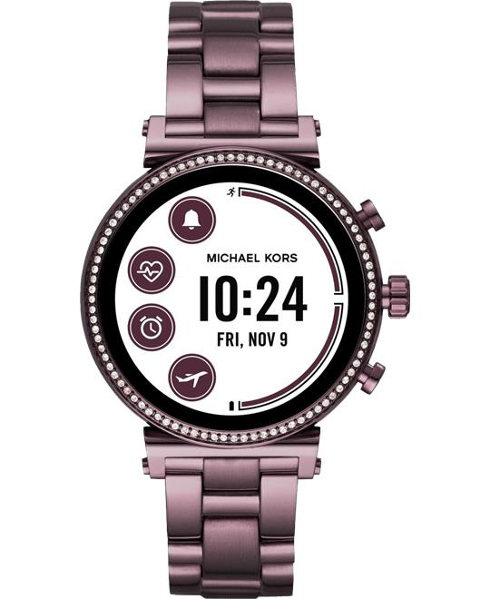 đồng hồ nữ Michael Kors Access Sofie Smartwatch 41mm